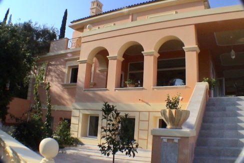 Villa with Sea Views at Corfu 35
