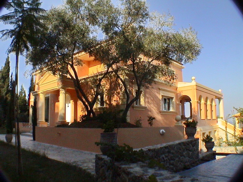 Villa with Sea Views at Corfu 36