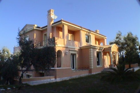 Villa with Sea Views at Corfu 37