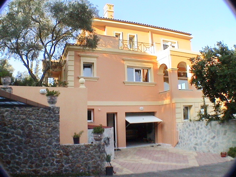 Villa with Sea Views at Corfu 40