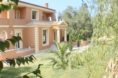 Villa with Sea Views at Corfu 42