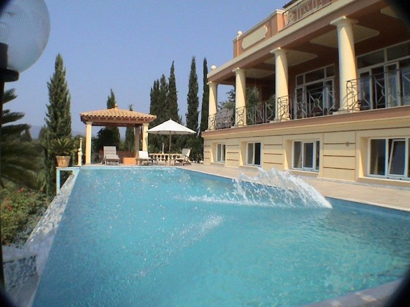 Villa with Sea Views at Corfu 46