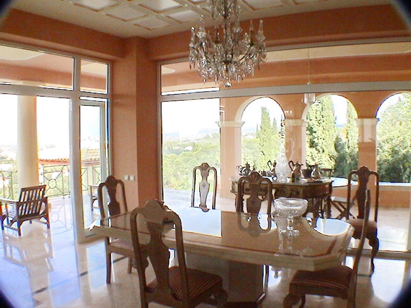 Villa with Sea Views at Corfu 61