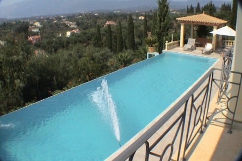 Villa with Sea Views at Corfu 66