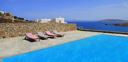 Amazing Villa in Mykonos 350 sq.m, Houlakia