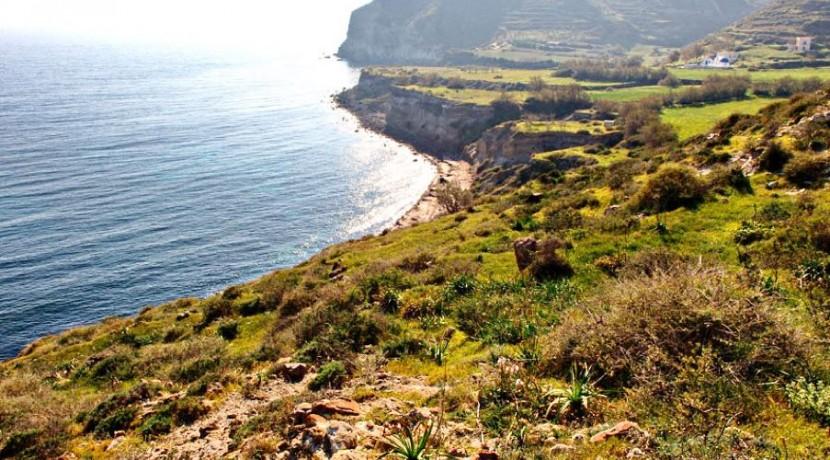 Santorini Red Beach 2