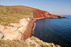 Santorini Red Beach 3