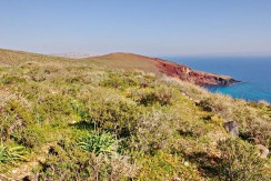Santorini Red Beach 7