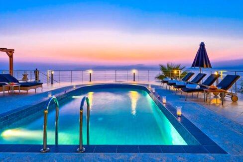 Sea View Villa Crete Greece. Buy a villa in Crete island in Greece. Houses in Greece