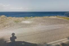 Seafront Land Santorini Greece 2