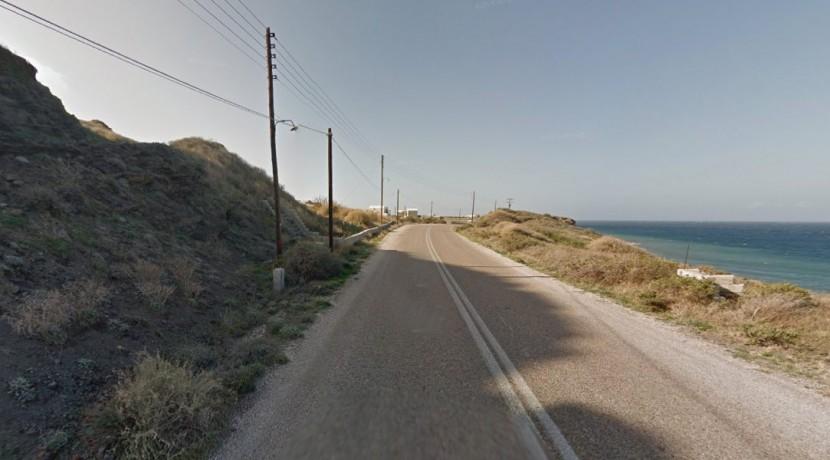 Seafront Land Santorini Greece 4