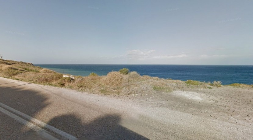 Seafront Land Santorini Greece 5