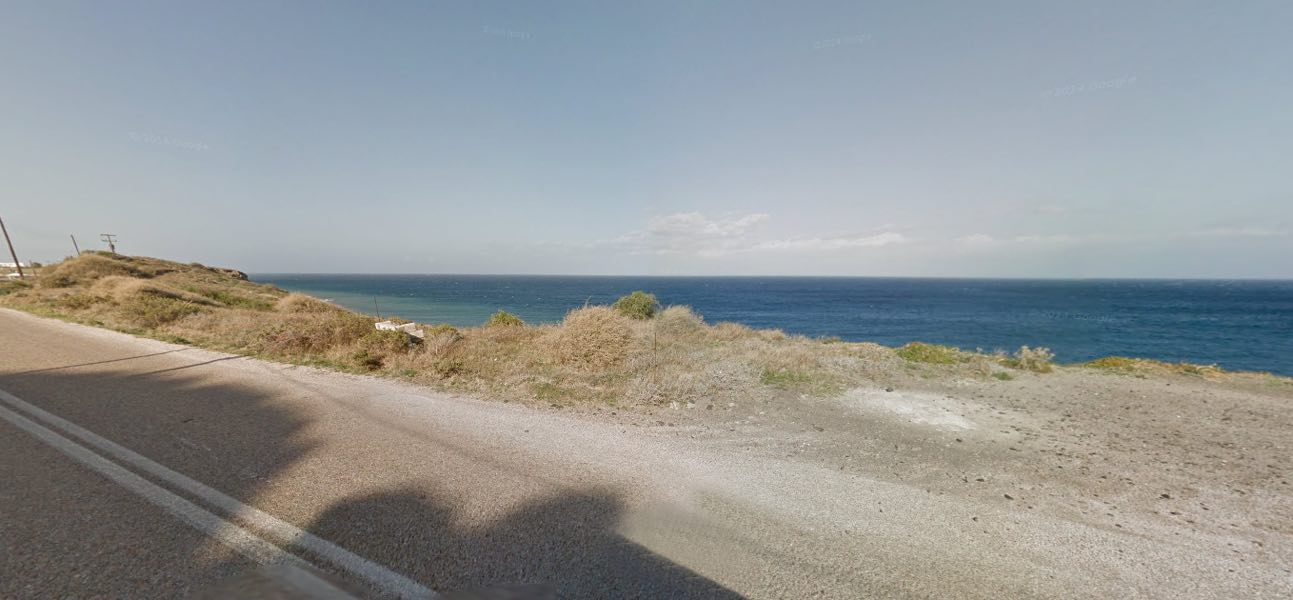 Seafront Land at Santorini – Ideal for Hotel or Complex of Houses