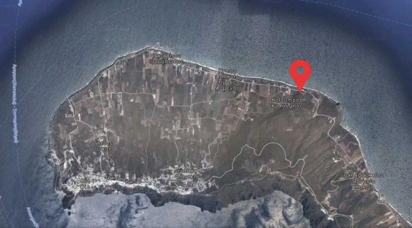 Seafront Land Santorini Greece 6