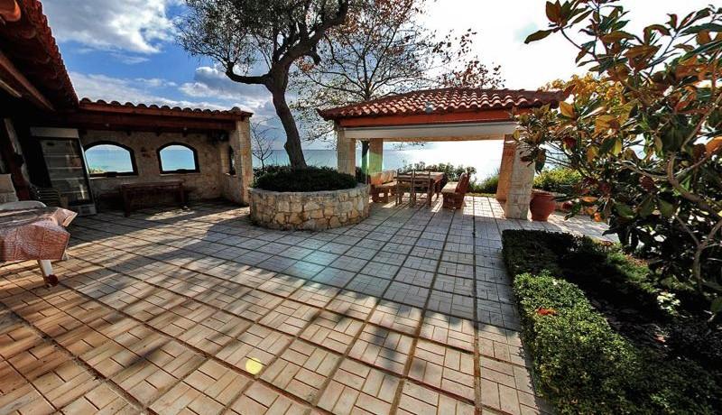 Seafront Villa Halkidiki 7