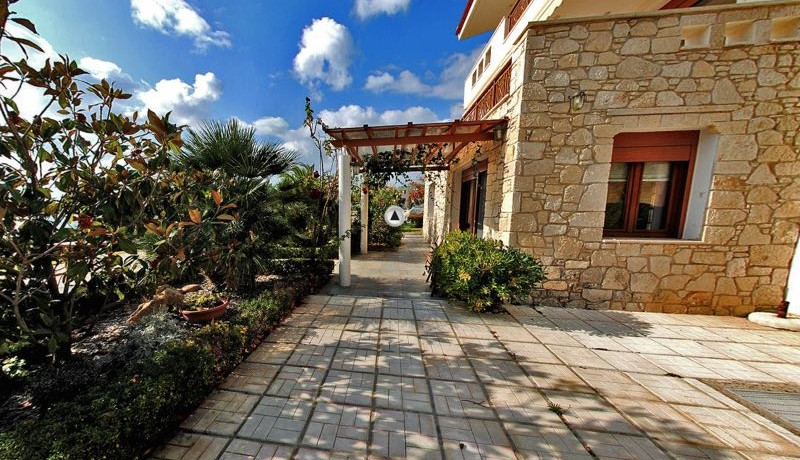 Seafront Villa Halkidiki 8