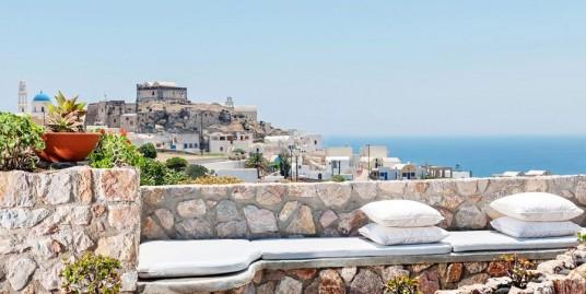 Villa in Santorini ,Akrotiri with Caldera Views