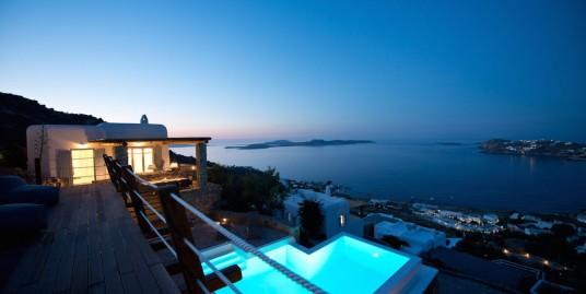 Beautiful Sea View Villa Mykonos
