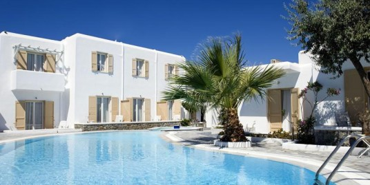 Protected: Hotel of 25 Rooms for Sale Mykonos -100m from the beach