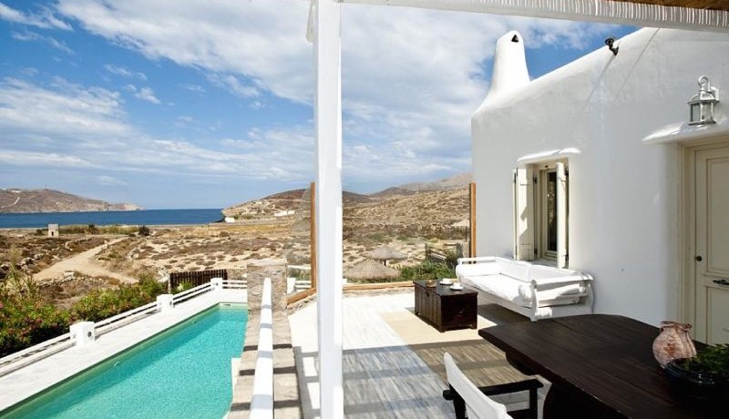 Luxury Rental Villa Mykonos 0