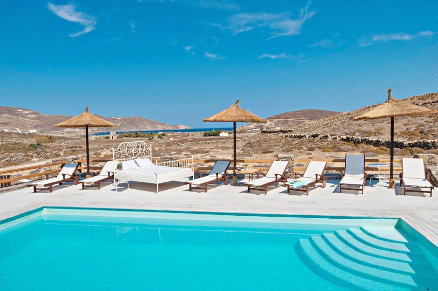 Rent Luxury Villa Mykonos