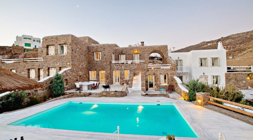 Luxury Rental Villa Mykonos 14