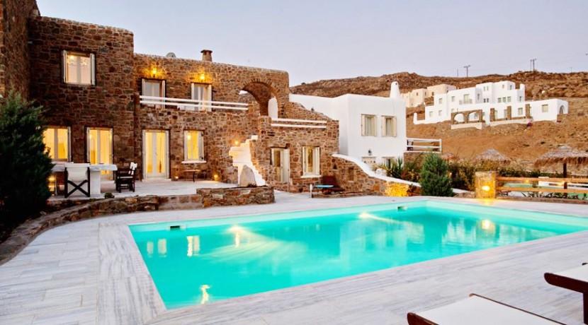 Luxury Rental Villa Mykonos 15