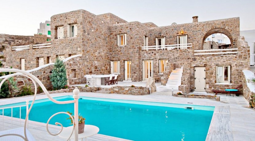 Luxury Rental Villa Mykonos 5