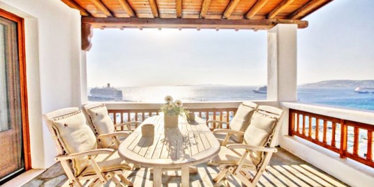 Sea View Hotel at Mykonos For Sale – (600m from the beach)