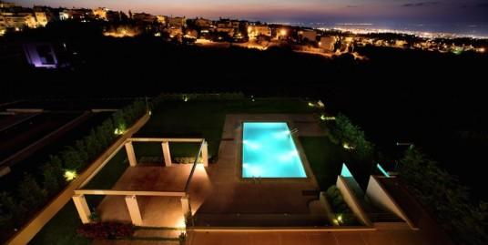 Modern Villa at Panorama Thessaloniki