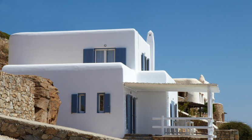 Mykonos Villa Greece 1