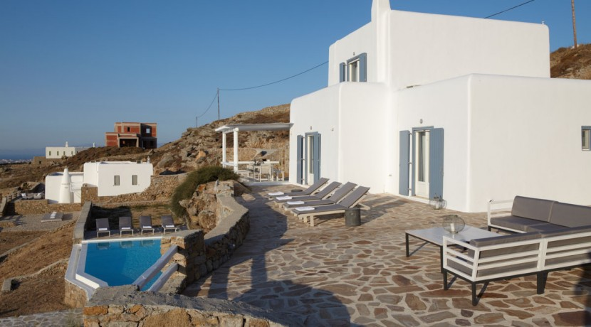 Mykonos Villa Greece 13