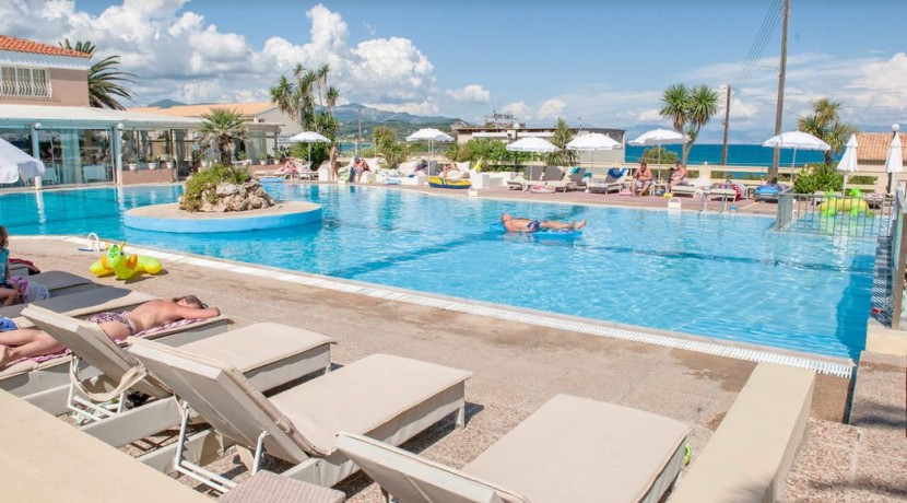Seafront Hotel Corfu For Sale 0