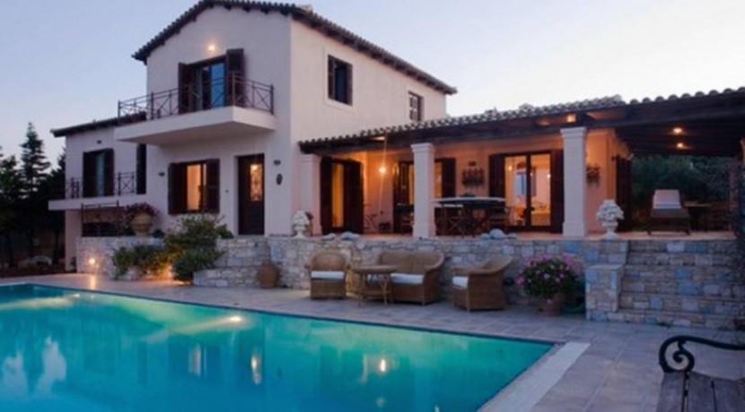 Seafront Villa Sounio Athens Attica 0