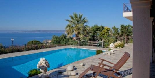 Cape Sounio Villa For Sale Attica