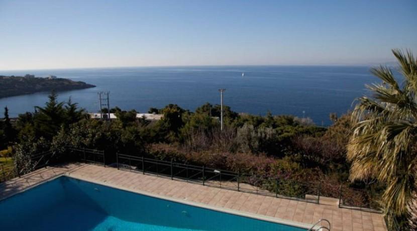 Seafront Villa Sounio Athens Attica 8