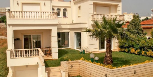 Villa for Sale Athens, Markopoulo