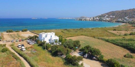 Protected: Hotel For Sale at Naxos Island, Seafront