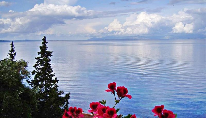 seafront villa corfu greece 5