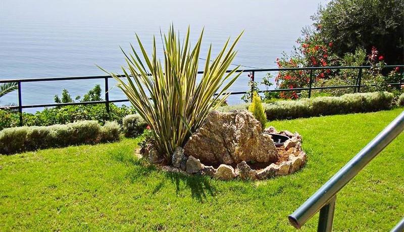 seafront villa corfu greece 7