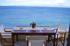 seafront villa corfu greece 9
