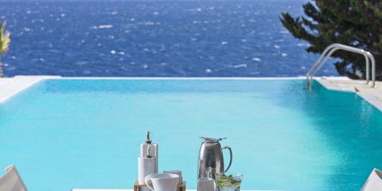 Mykonos Hotel By the sea – 17 Rooms