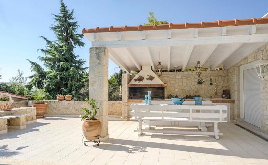 Beautiful beachfront Villa at Halkidiki, Kassandra Halkidiki, Skioni, Halkidiki Properties, Seafront Villa Halkdidiki Greece 11