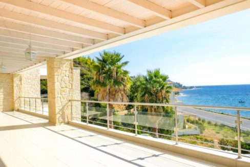 Beautiful beachfront Villa at Halkidiki, Kassandra Halkidiki, Skioni, Halkidiki Properties, Seafront Villa Halkdidiki Greece 18
