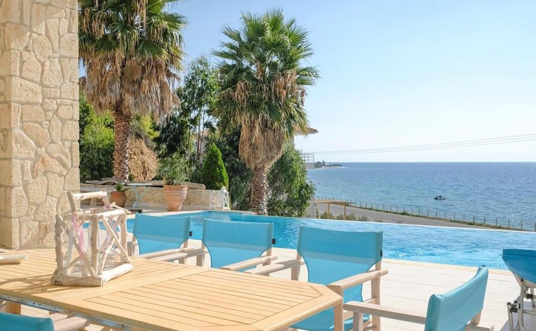Beautiful beachfront Villa at Halkidiki, Kassandra Halkidiki, Skioni, Halkidiki Properties, Seafront Villa Halkdidiki Greece 29