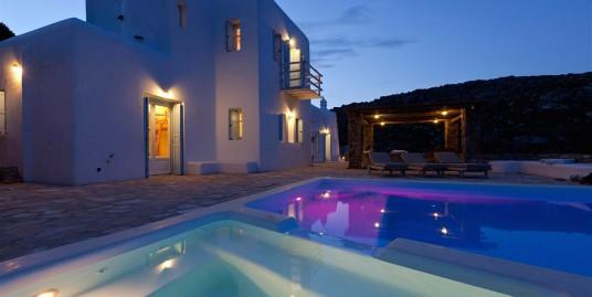 Fabulous Mansion in Mykonos Beach
