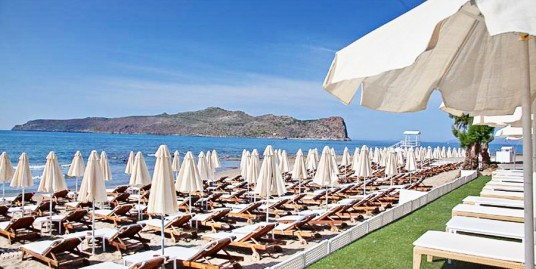 Beach Bar Restaurant Club For Sale in Crete
