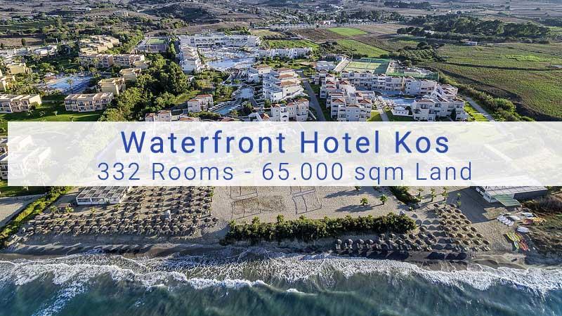 5* Hotel for Sale, KOS Island
