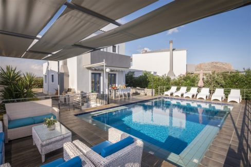 House with Pool for Sale at Chania 10