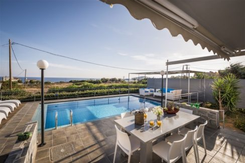 House with Pool for Sale at Chania 11